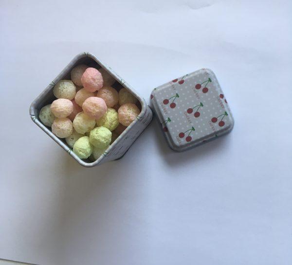 Fűszeres díszdoboz - cseresznye