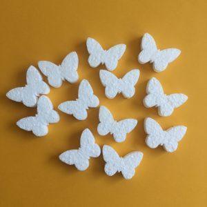Hungarocell figurák - pillangók (12db)