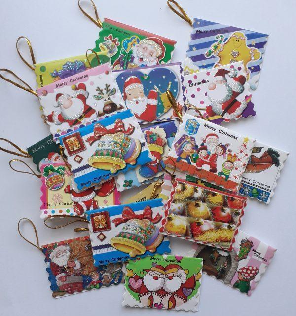 Ajándékkísérő - Karácsony